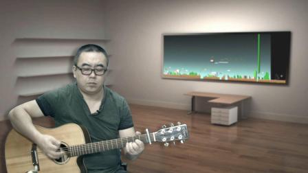 《勇》杨千嬅 吉他弹唱教学 大伟吉他