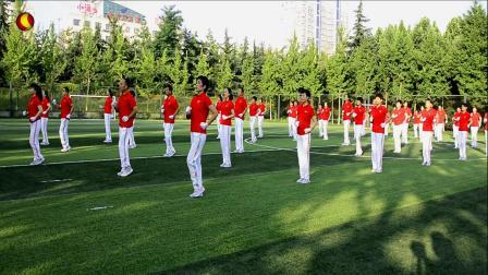 第十八套齐之韵快乐舞步健身操   第二节   伸展运动(中国风)