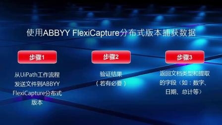 UiPath连接端口: 使用ABBYY FlexiCapture分布式版本捕获数据