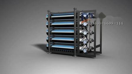 【工业3D动画】机械设备动画演示-找无锡茂禾影视