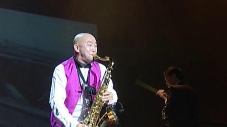 《红歌情》中国激情萨克斯演奏家詹华康
