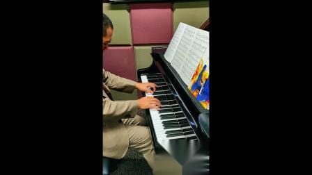 ABRSM 英皇 2021-22 八级 B1 布拉姆斯 Op. 116 No. 6 Intermezzo in E