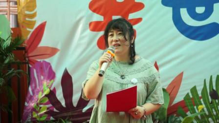 1、新绛县富力城幼儿园共世界成长毕业典礼主持人致辞