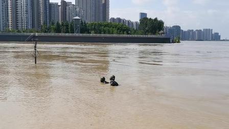 2020.7.8.【芜湖大水1】张新成 录像