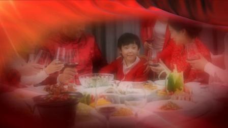 蓝诺《我的中国梦》朗诵背景视频