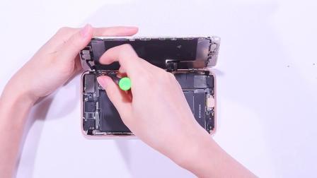 iPhone7-8P拆机换屏幕参考视频(带配件的屏幕可跳过换配件过程),请一定先测试后安装
