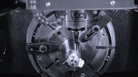 科德数控-KMC400S UMT-小叶轮