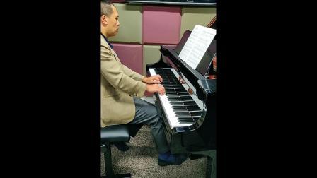 ABRSM 英皇 2021-22 五级 B3 Tchaikovsky 柴可夫斯基 Douce rêverie Op. 39 No. 21