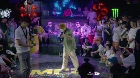 姚图|裁判秀—【MPD】vol.2与众不同popping专项赛