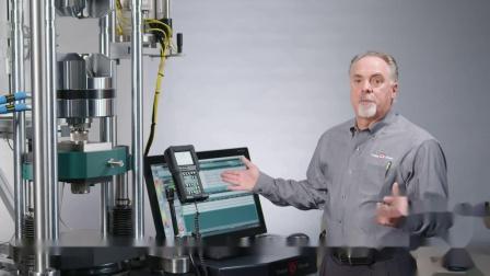 Tinius Olsen天氏欧森液压试验机板材试样测试