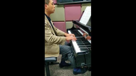 ABRSM 英皇 2021-22 五级 A2 Arne Presto, 2nd movt from Sonata No. 6