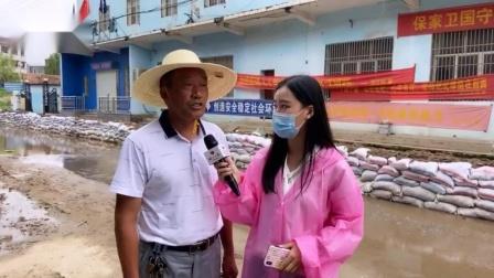 建成20年首次 长江干堤黄梅段全线正面迎水