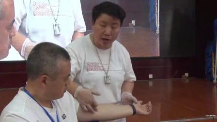 4咳喘,肩膀痛,心脏不舒服的看过来,刘红云董针刺血肘窝部.mp4