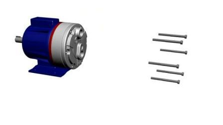 Hydra-Cell® WANNER泵3D原理视频