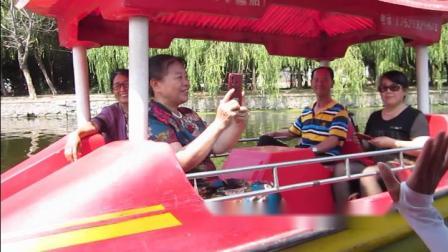 黑山南湖公园《游船》制作-东明2020.7.15