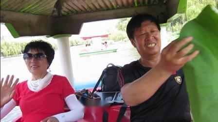黑山南湖公园《游船》2制作-东明2020.7.15