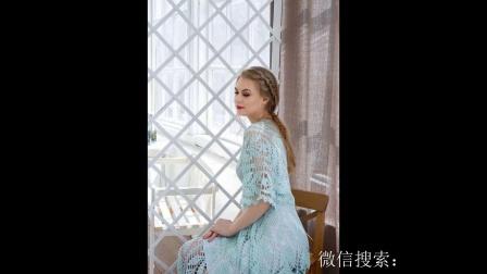 蔷薇钩织视频第134集冰雪女王群片头