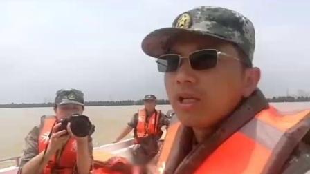 江西修河三角联圩发生溃决后,记者现场探访