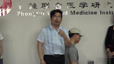 """胡青耀:连环锁手法""""返魂锁""""一锁治疗心脏病"""