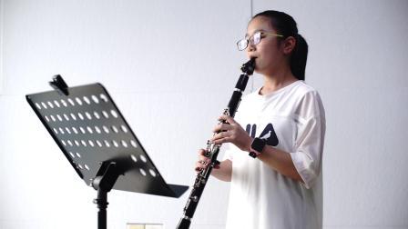 牟薪运-克拉玛降e大调协奏曲第一乐章.MP4