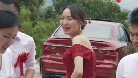 贵州一农村小伙有福了,新娘活泼开朗,身材前凸后翘,漂亮极了