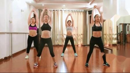 高效燃脂减肥操瘦身操视频,健身操第七节