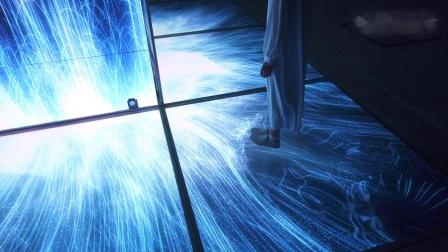 从天而降的水粒子世界 / Universe of Water Particles Falling from the Sky