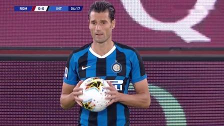 第三十四轮 Romal vs Internazionale 上