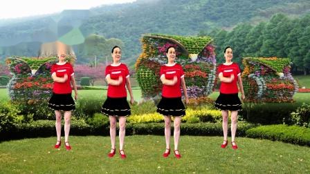 兰玉广场舞《都来发》网红歌曲