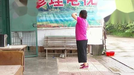 杨凌下阳村广场舞爱情十八拍