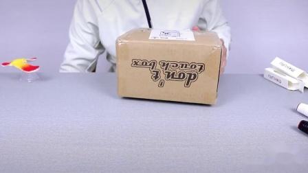「小白开箱」升级版会跑路的无聊盒子来了!三款创意减压神器开箱