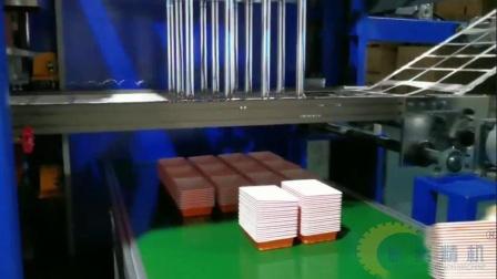 双色餐盒生产机器全自动一次性餐具机器