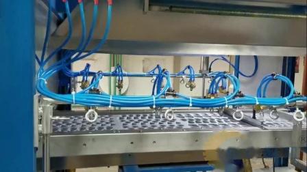 巧克力托盘食品托盘全自动高速吸塑机