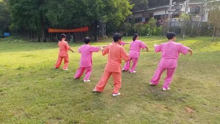 24式太极拳(陈露芬 杨佛金等)
