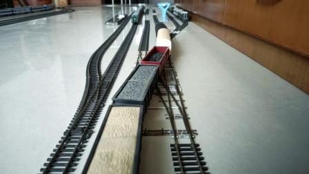 2020.6火车模型小运转