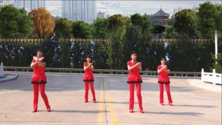 高密-夏荷广场舞 千万个对不起  编舞 惠汝  视频制作 夏荷  摄像 冬雪