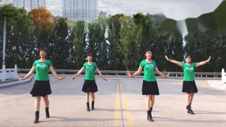 高密-夏荷广场舞 点歌的人_  编舞 诗诗 视频制作 夏荷