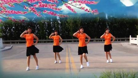 高密-夏荷广场舞 花都开了你来不来  编舞 舞清秋