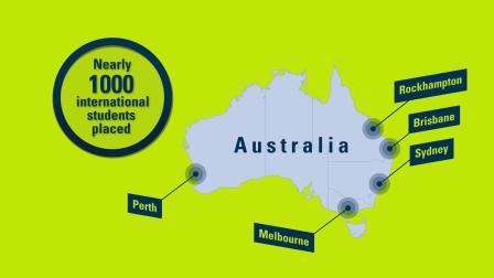 澳洲中央昆士兰大学_ 实习项目让你拥有真实海外工作经验