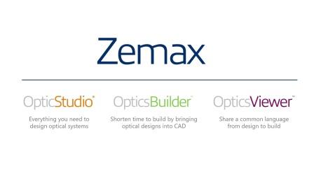 Zemax OpticStudio Overview