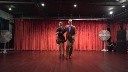 Swing It Girl 2016 (Routine Performance) Dax & Sarah