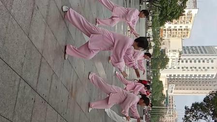 VID练习24太极拳视频