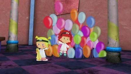 德语动画3 看动画学德语 会魔法的小姑娘 语言早教启蒙