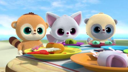 看动画学德语系列7 幼儿早教德语启蒙 yoohoo