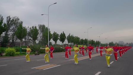 中国时光第四套行进有氧健身操(精英版)