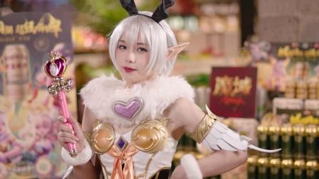 魔域&青岛啤酒热血联盟 特惠美酒狂加buff战力飙升【完整版】
