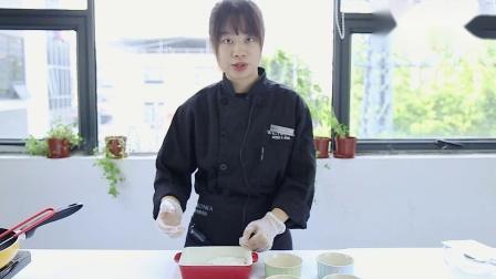 超详细雪花酥教程,一起学起来——烘焙培训,西点培训,蛋糕培训