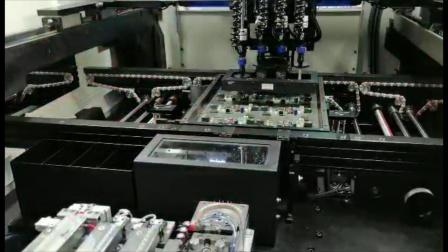 打印机插件_创达异形插件机