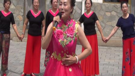 2020年晋友群庆祝八一建军节活动 歌伴舞《我爱你中国》