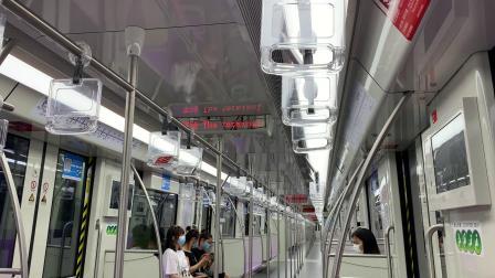 上海地铁10号线(热带鱼二世1063)新江湾城-殷高东路